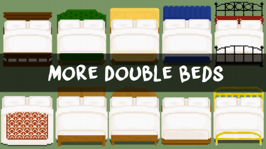 More Double Bed Styles