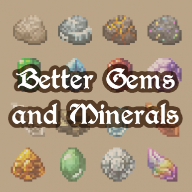 Better Gems and Minerals