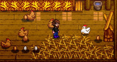 Cucco - Legend of Zelda chicken