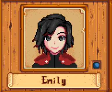 Emily as Ruby Rose (From RWBY)