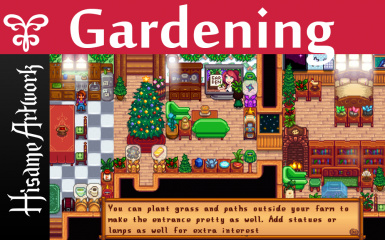 TV channel - gardening with Hisame