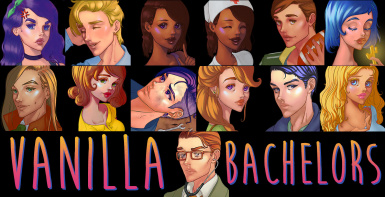 Vanilla Bachelors - ALL DONE - Size in game