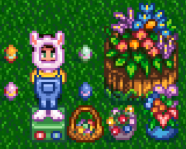 Easter/Spring furniture (1.2.0)