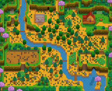 Hilltop Farm Imrpoved At Stardew Valley Nexus Mods And Community