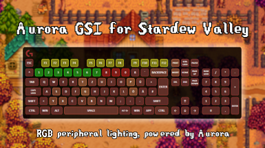 Aurora GSI for Stardew Valley