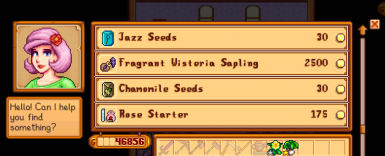 Purchase flowers and flower seeds