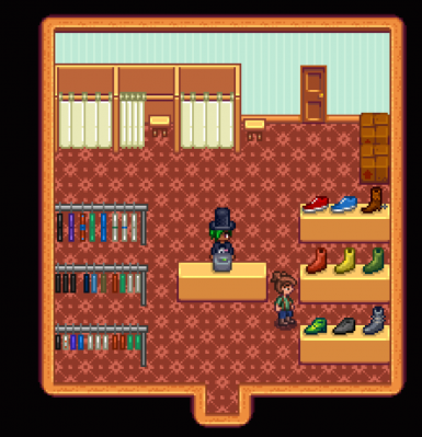 The Clothing Shop