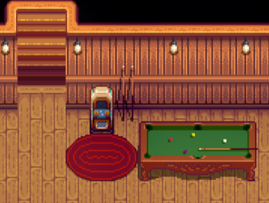 Pool Table - CF