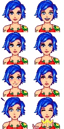 Emily With Tattoos (Content Patcher Version)