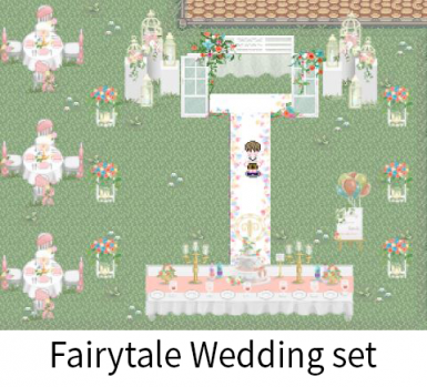 JJory's TMX Wedding Set