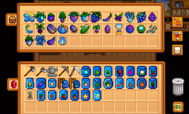 Joja Farm Mega Crop Bundle