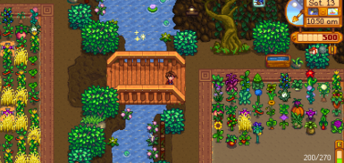 NEW: A new Greenhouse for the player in UMUWI