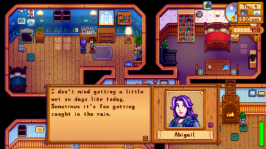 True Love Abigail Dialogue Expansion