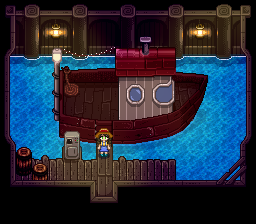 Willy's Boat
