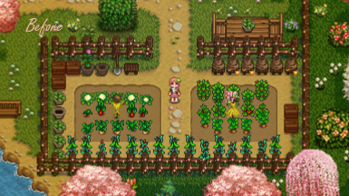 Spring Community Garden (without mod)