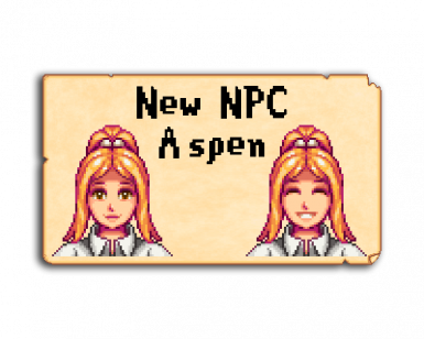 Aspen - New Custom Dateable NPC (Early-Alpha) (EN PT-BR RU)