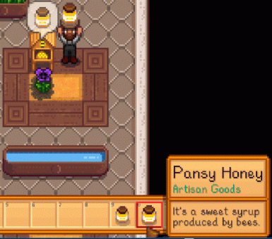 Fish's Flowers (Hyacinth and Pansy) - Compatibility Version