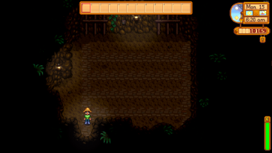 Deeper Cave (new version) (with path)