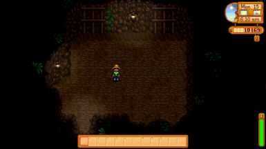 Deeper Cave (new version) (with path area)