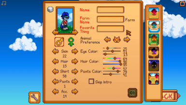 Anthro Farmer Continued (Furry Player Mod)