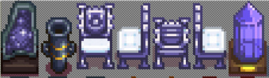 Purple Museum Reward Furniture