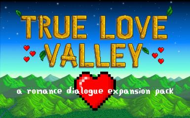 True Love Valley - A Romance Dialogue Expansion Pack