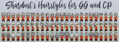 Shardust's Hairstyles