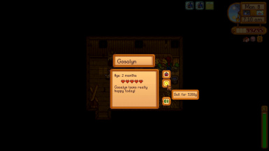 Selling Coop animals is now profitable