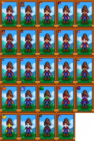 Palette-Swapped Skin Tones