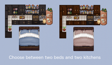 kitchen bed preview