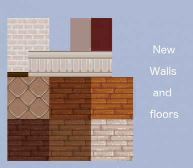 walls and floors preview