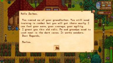 More Gifts from Friends- Enhanced English Edition for Stardew Valley 1.5