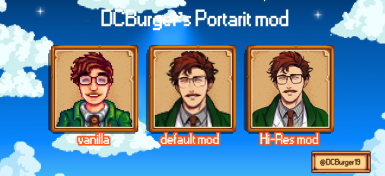 DCBurger's Portraits(Hi-Res version Update)