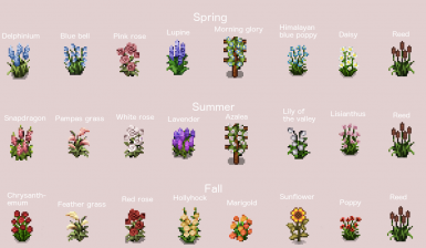 preview flower craftables