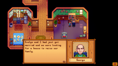 George 8 hearts event