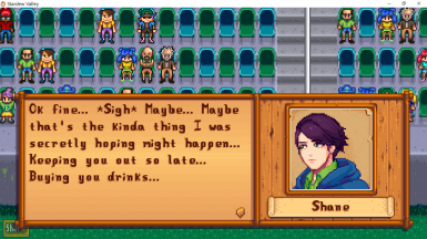 Make Love With Shane (Works with Co-op mode)