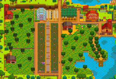 OUTDATED- Furnished Lakeside Farm v1