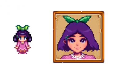 Matching Sprite for Marfluos Jas Portrait