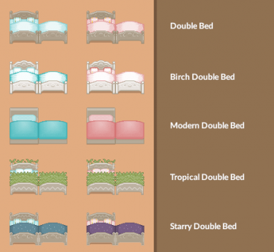 Double Bed 1