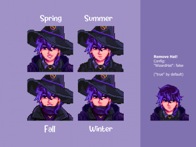 BBR's Seasonal Younger Wizard