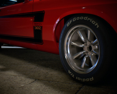 Goodyear and BFGoodrich Tires