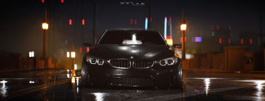 BMW M4 LED HEADLIGHTS