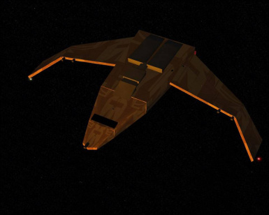 Bajoran Assault Vessel