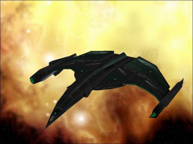 Two Experimental Romulan Ships