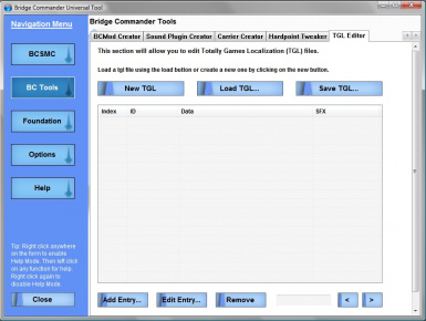 Bridge Commander Universal Tool V 1.7.6