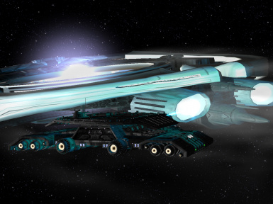 Stargate Ship Pack v3