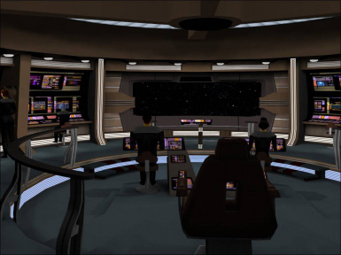 First Contact Excelsior Bridge (Ultra)