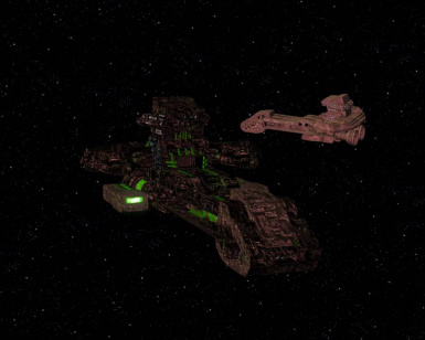 Borg X-303 and X-304 Assimilated (1.0)