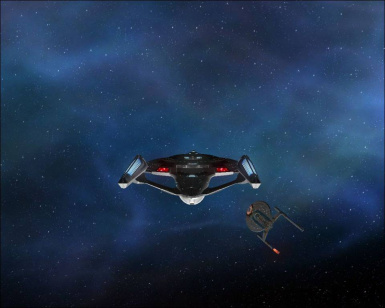 DS9 new shield + New damage and sparks (1.1)