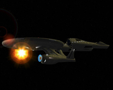 Star Trek (2009) USS Enterprise (2.0)